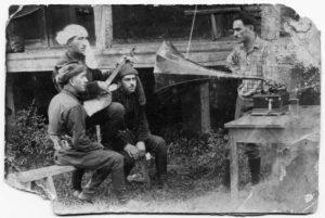 Chavleishvili Georgian recordings